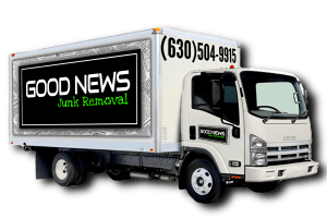 Gn-junk-truck-with-new-logo-Junk-Removal-Good-News-Junk-Removal-Logo-Dallas-Georgia